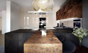 kuchyňa Vulcano