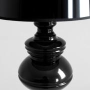 Amber Floor - čierna