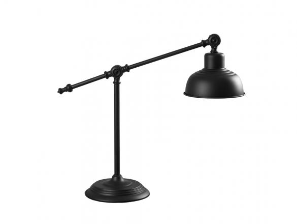 Austin Table S - čierna