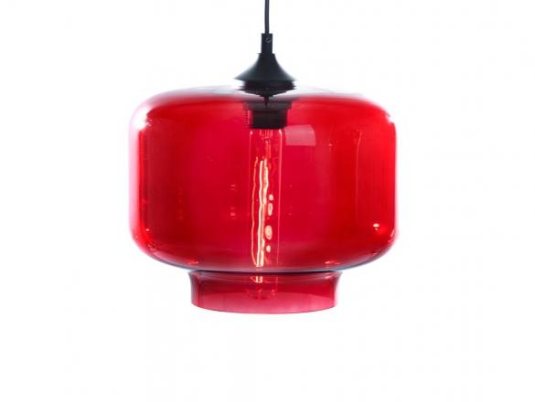 Color of sun - červená