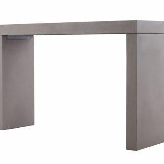 Concrete Console - beton - svetlo šedá