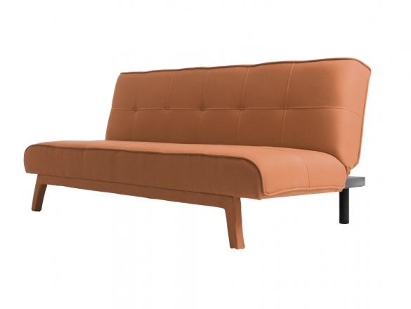 Modes 2 os. rozkladacia - oranžová