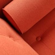 Topic - 2 os. rozkladacia - oranžová