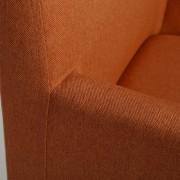 Wilton Arms 84 - oranžová, prírodná