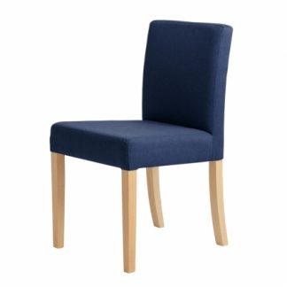Wilton Chair - atramentová, prírodná