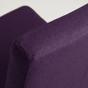 Wilton Chair - fialová, prírodná