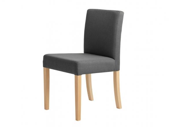 Wilton Chair - karbón, prírodná
