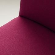 Wilton Chair - landrynkowy róż, prírodná