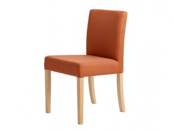 Wilton Chair - oranžová, prírodná
