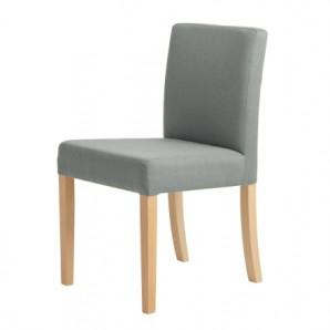 Wilton Chair - platina, prírodná