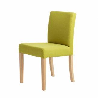 Wilton Chair - zelená, prírodná