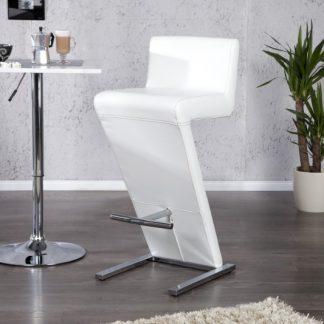 Barová stolička Air biela