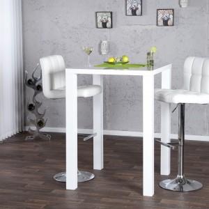 Barová stolička Lucente biela 80cm