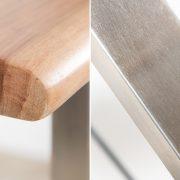 Barová stolička Mammut 120cm agát 35mm