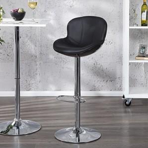 Barová stolička Speedchair čierna