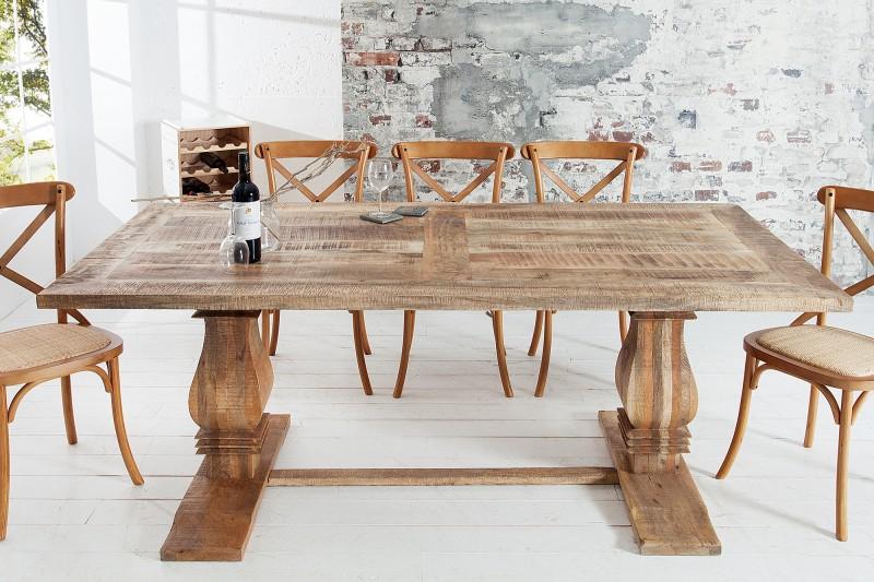 Jedálenský stôl Chalet 200cm Mango