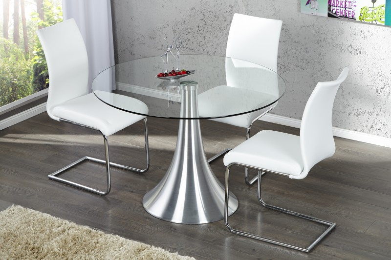 Jedálenský stôl Circular 110cm