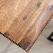 Jedálenský stôl Genesis 160cm agát antracit