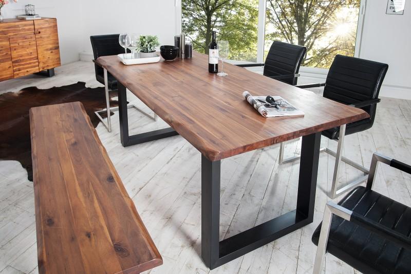 Jedálenský stôl Genesis 200cm m. Kufengestell