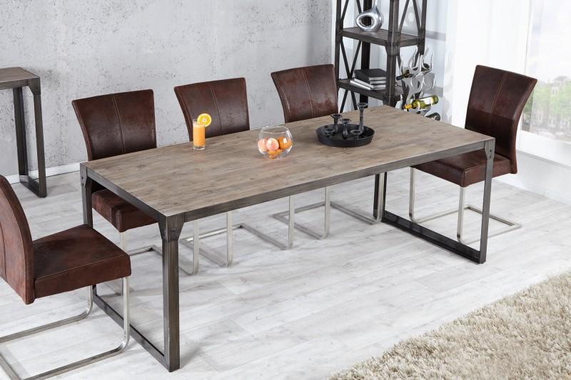 Jedálenský stôl Industrial 160cm