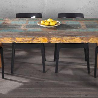 Jedálenský stôl Jakarta 160cm - recyklované drevo
