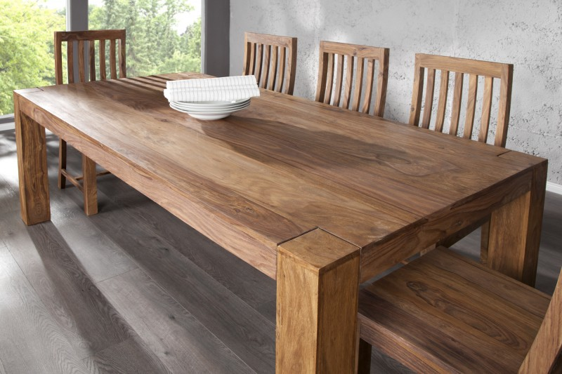 Jedálenský stôl Makassar 200cm
