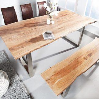 Jedálenský stôl Mammut 160cm agát 26mm