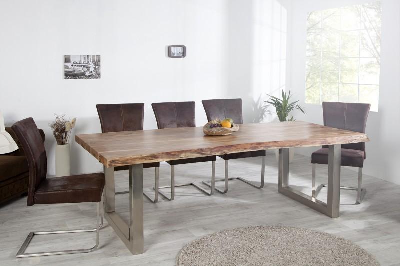 Jedálenský stôl Mammut 240cm - agát
