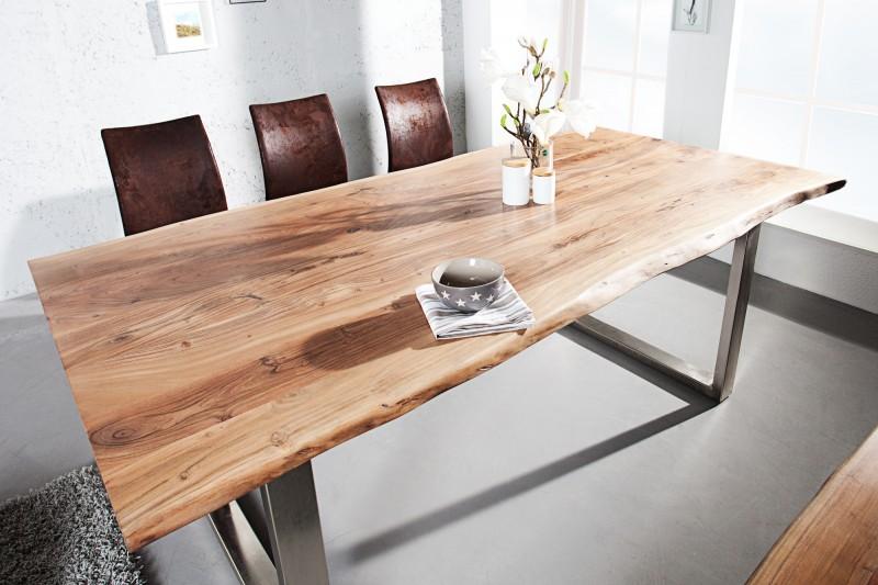 Jedálenský stôl Mammut II 180cm agát