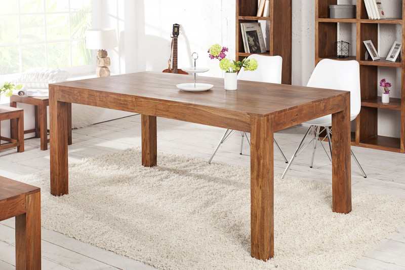 Jedálenský stôl Monsoon 140cm agát
