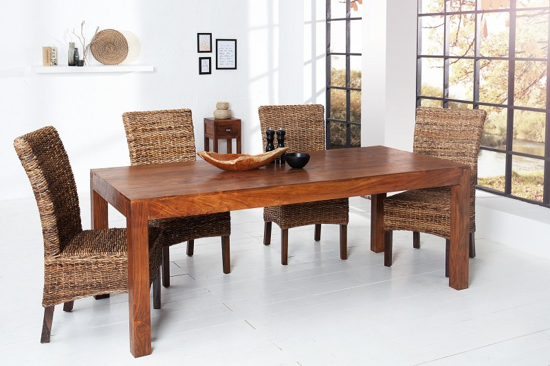 Jedálenský stôl Monsoon 200cm agát