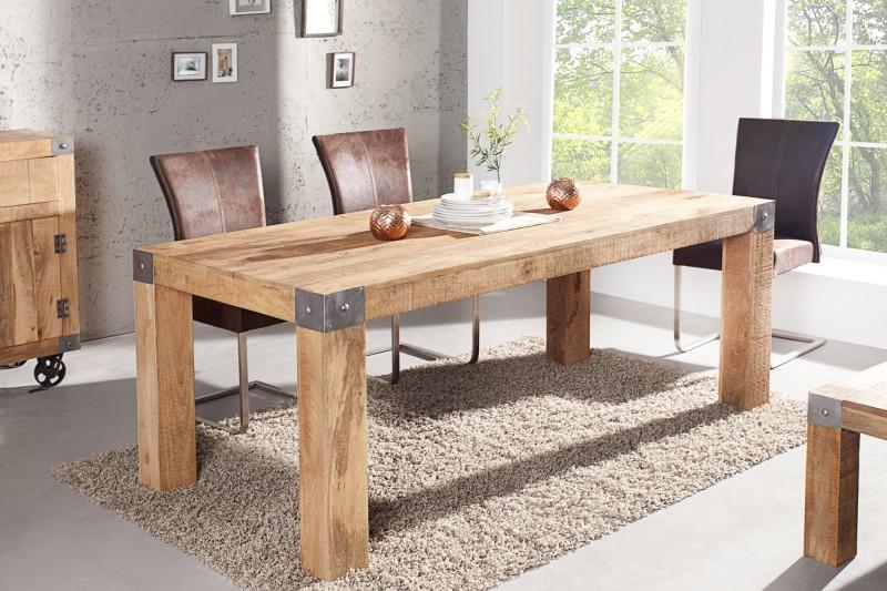 Jedálenský stôl Rancho 200cm Mango