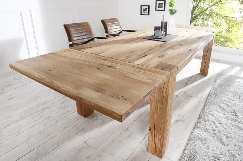 Jedálenský stôl Wild Oak 200-300cm dub