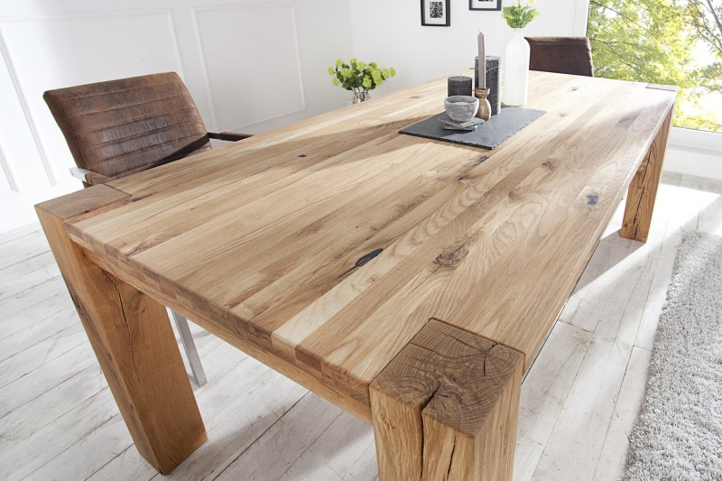 Jedálenský stôl Wild Oak 200cm dub