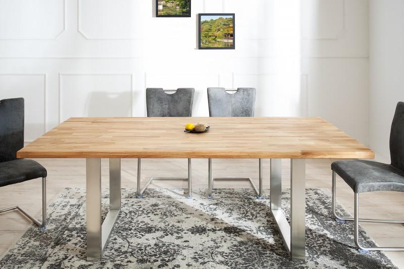 Jedálenský stôl Wotan 180cm dub olejované