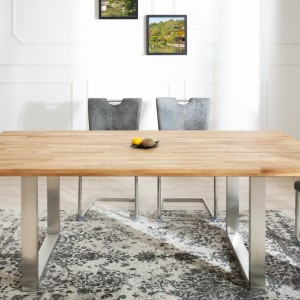 Jedálenský stôl Wotan 200cm dub olejované