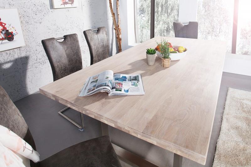 Jedálenský stôl Wotan 200cm dub vápnené