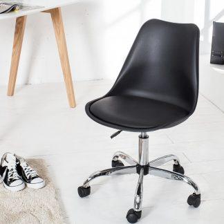 Kancelárska stolička Scandinavia II čierna