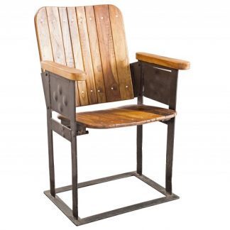 Kinositz Cinema - recyklované drevo