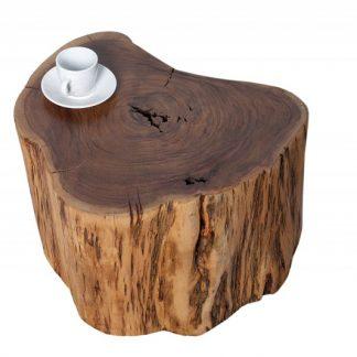 Konferenčný stolík Baumstamm Pure 30cm agát