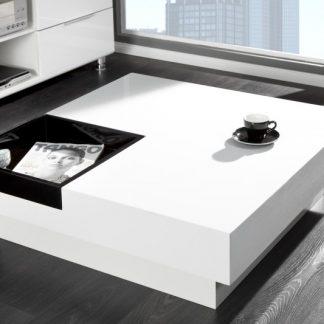 Konferenčný stolík Cuebase biela