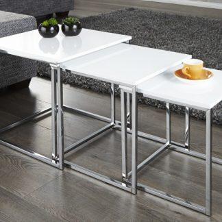 Konferenčný stolík Fusion set 3ks