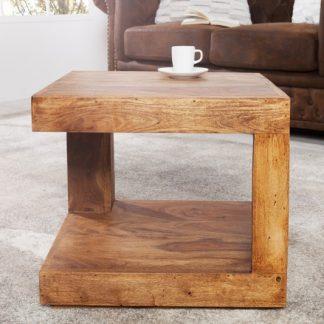 Konferenčný stolík Giant S sheesham 45cm