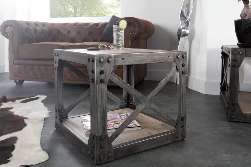 Konferenčný stolík Industrial 50cm