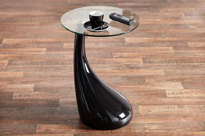 Konferenčný stolík Lounge Tear čierna