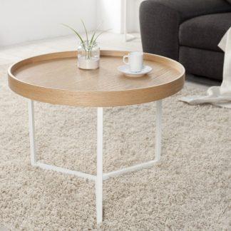 Konferenčný stolík Modul 60cm prírodná biela
