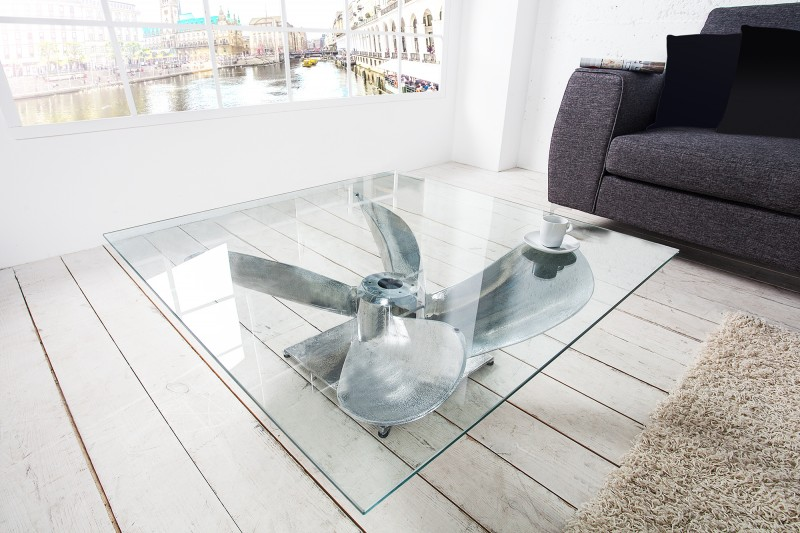 Konferenčný stolík Ocean 85cm