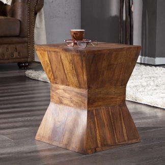 Konferenčný stolík Pyramid - drevo (masív)