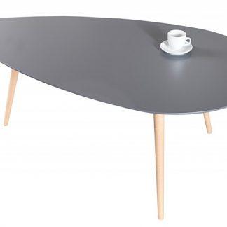 Konferenčný stolík Scania  115cm grafit