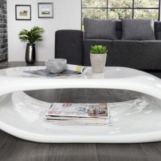 Konferenčný stolík Space 100cm biela